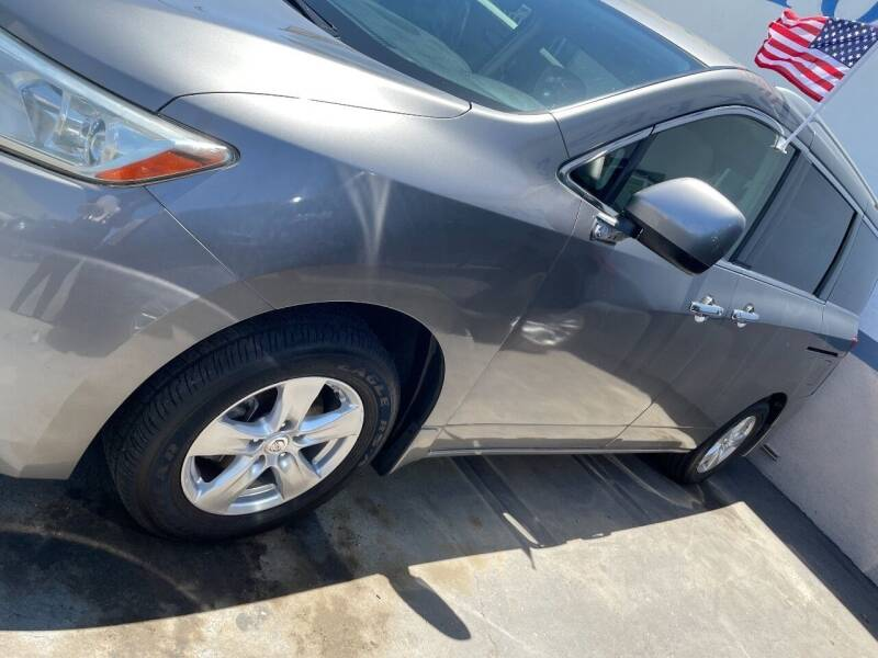 2013 Nissan Quest for sale at Oxnard Auto Brokers in Oxnard CA
