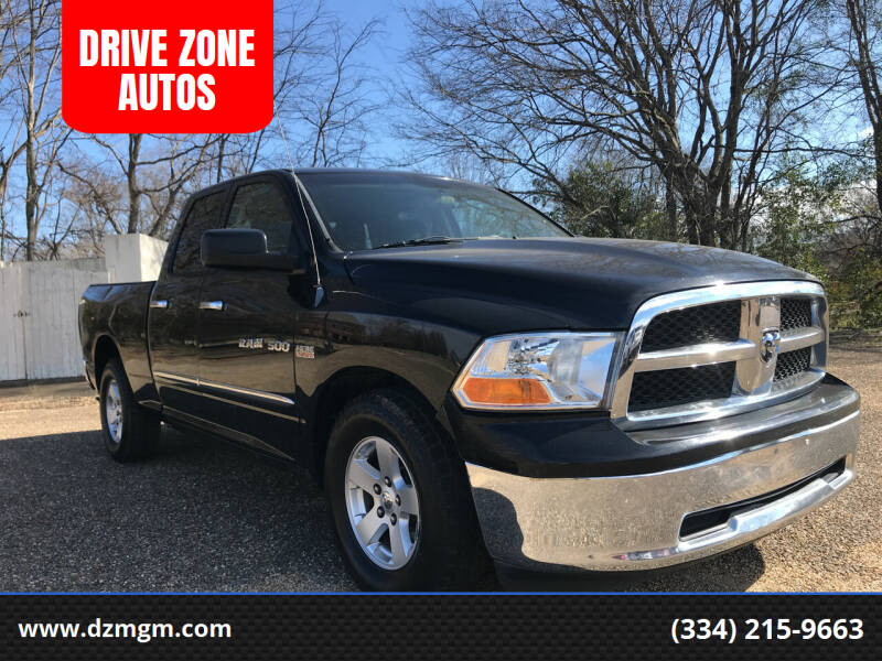 2012 RAM Ram Pickup 1500 for sale at DRIVE ZONE AUTOS in Montgomery AL
