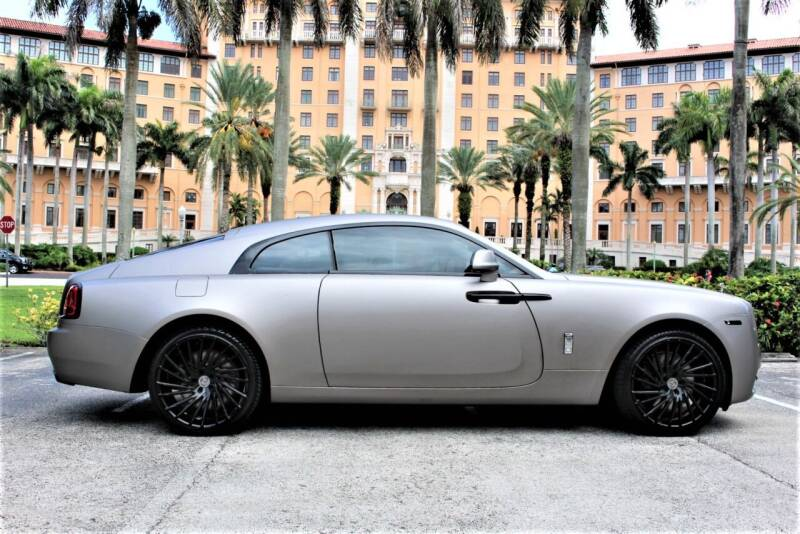 2015 Rolls-Royce Wraith for sale in Miami, FL