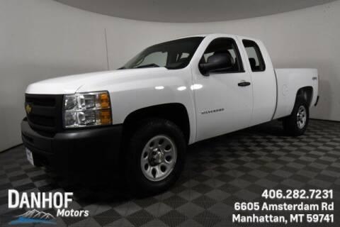 2012 Chevrolet Silverado 1500 for sale at Danhof Motors in Manhattan MT