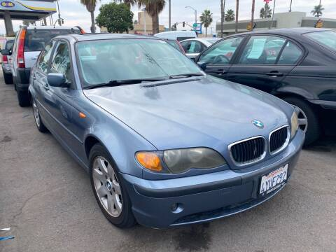 2002 BMW 3 Series for sale at North County Auto in Oceanside CA