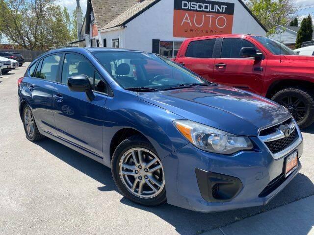 2013 Subaru Impreza for sale in Lehi, UT
