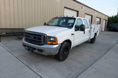 2002 Ford F-350 Super Duty for sale at Universal Credit in Houston TX