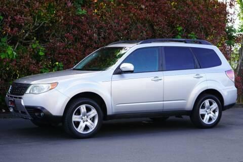 2010 Subaru Forester for sale at Beaverton Auto Wholesale LLC in Hillsboro OR