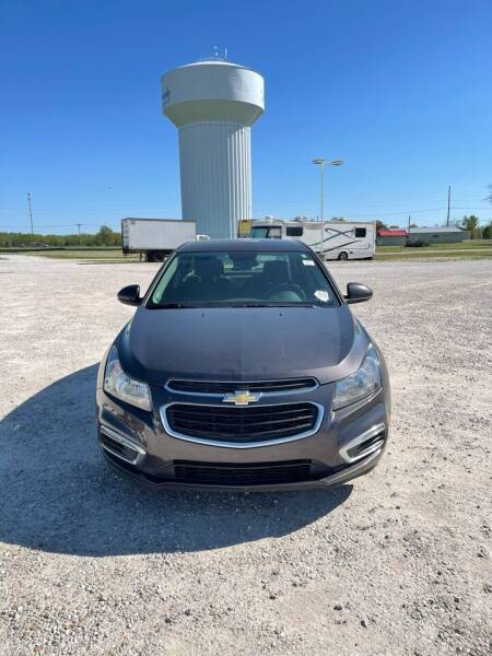 2015 Chevrolet Cruze for sale at Kelly Automotive Inc in Moberly MO