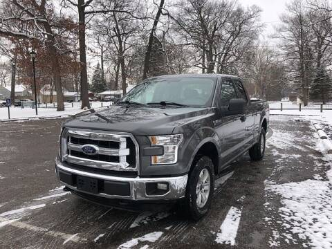 2016 Ford F-150 for sale at CItywide Auto Credit in Oregon OH