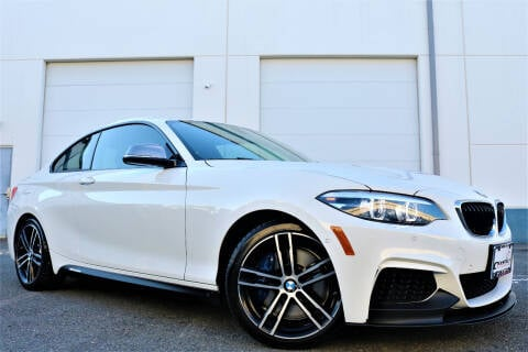 2018 BMW 2 Series for sale at Chantilly Auto Sales in Chantilly VA