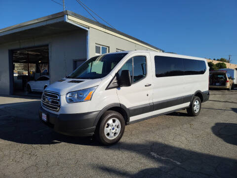 2017 Ford Transit Passenger for sale at Imports Auto Sales & Service in San Leandro CA