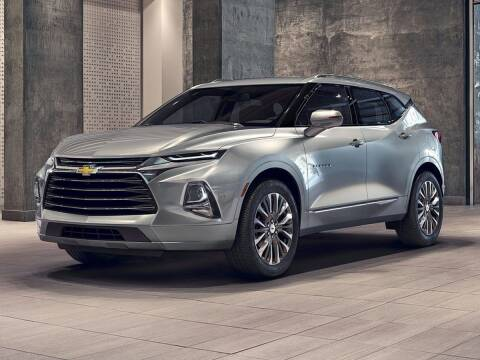 2021 Chevrolet Blazer for sale at CHEVROLET OF SMITHTOWN in Saint James NY
