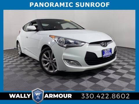 2012 Hyundai Veloster for sale at Wally Armour Chrysler Dodge Jeep Ram in Alliance OH