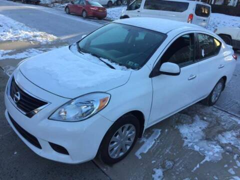 2014 Nissan Versa for sale at White River Auto Sales in New Rochelle NY