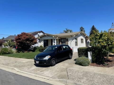 2011 Nissan Versa for sale at Blue Eagle Motors in Fremont CA