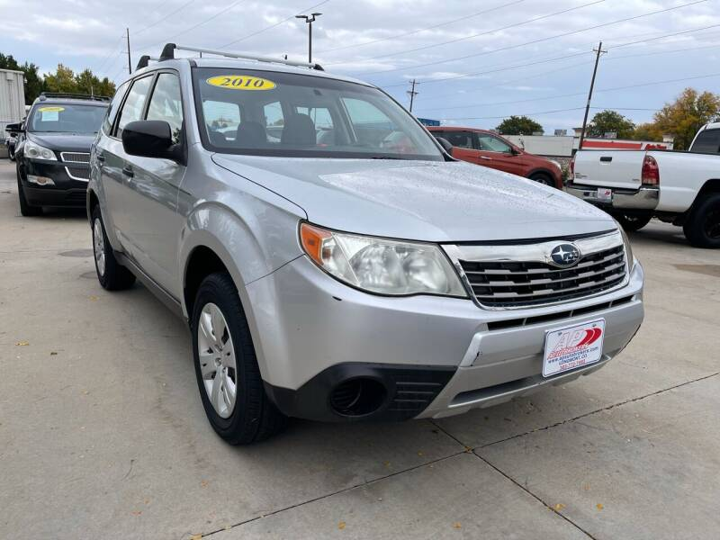 2010 Subaru Forester for sale at AP Auto Brokers in Longmont CO
