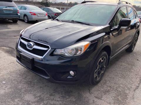 2014 Subaru XV Crosstrek for sale at 222 Newbury Motors in Peabody MA