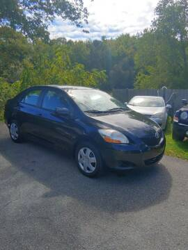 2009 Toyota Yaris for sale at Best Choice Auto Market in Swansea MA