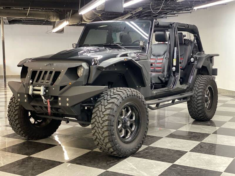2017 Jeep Wrangler Unlimited for sale at South Florida Jeeps in Fort Lauderdale FL