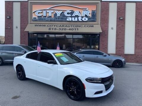 2018 Dodge Charger for sale at CITY CAR AUTO INC in Nashville TN