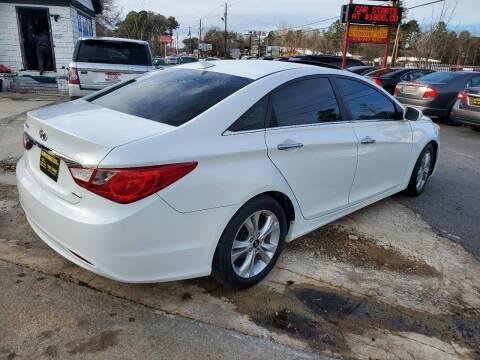 2011 Hyundai Sonata for sale at Palmer Automobile Sales in Decatur GA