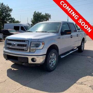 2014 Ford F-150 for sale at Monster Cars in Pompano Beach FL