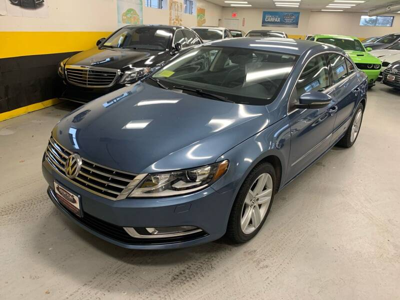 2017 Volkswagen CC for sale at Newton Automotive and Sales in Newton MA