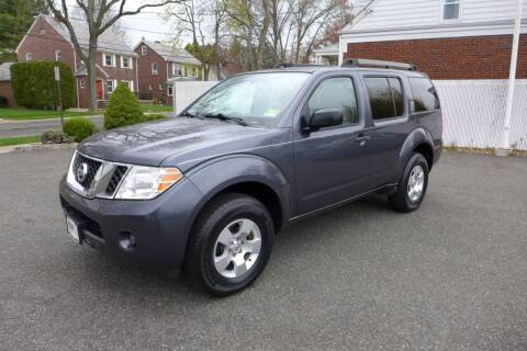 2012 Nissan Pathfinder for sale at FBN Auto Sales & Service in Highland Park NJ