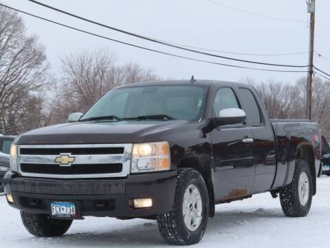 2008 Chevrolet Silverado 1500 for sale at Big Man Motors in Farmington MN