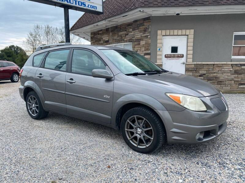 2005 Pontiac Vibe for sale at 83 Autos in York PA