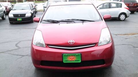 2007 Toyota Prius for sale at JIMS AUTO MART INC in Milwaukee WI