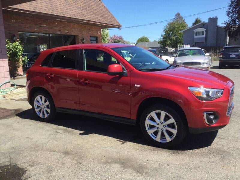 2015 Mitsubishi Outlander Sport for sale at Pat's Auto Sales, Inc. in West Springfield MA