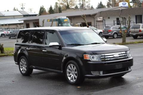 2012 Ford Flex for sale at Skyline Motors Auto Sales in Tacoma WA