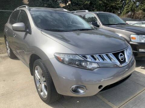 2009 Nissan Murano for sale at Martell Auto Sales Inc in Warren MI
