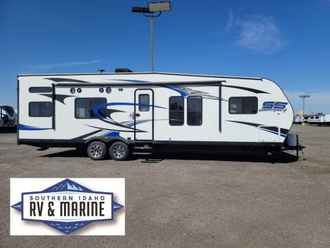 2017 Pacific Coach Works Sandsport 29FBSL Toyhauler for sale at SOUTHERN IDAHO RV AND MARINE in Jerome ID