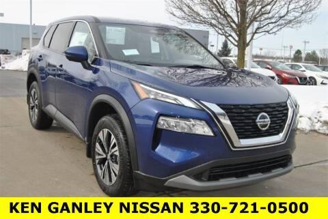 2021 Nissan Rogue for sale at Ken Ganley Nissan in Medina OH