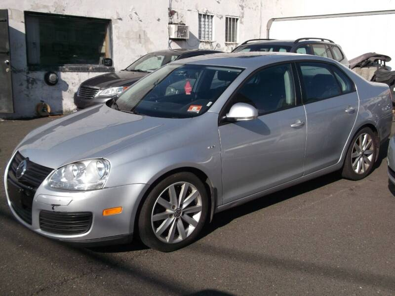 2010 Volkswagen Jetta for sale at Topchev Auto Sales in Elizabeth NJ