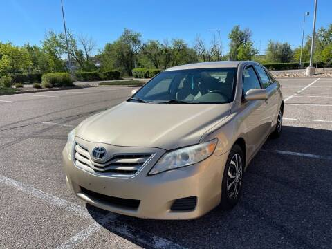 2010 Toyota Camry for sale at Accurate Import in Englewood CO