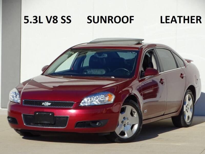 2008 Chevrolet Impala for sale at Chicago Motors Direct in Addison IL