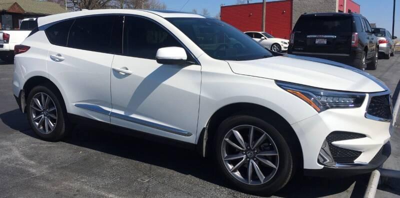 2020 Acura RDX for sale at G L TUCKER AUTO SALES in Joplin MO