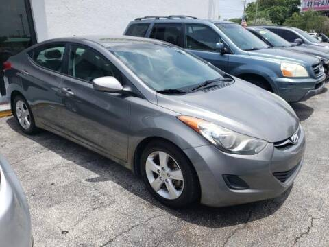 2013 Hyundai Elantra for sale at Mike Auto Sales in West Palm Beach FL