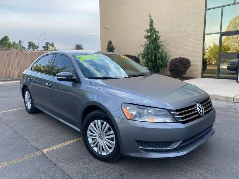 2015 Volkswagen Passat for sale at TDI AUTO SALES in Boise ID