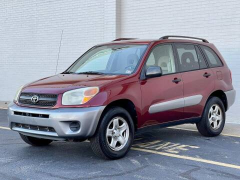 2005 Toyota RAV4 for sale at Carland Auto Sales INC. in Portsmouth VA