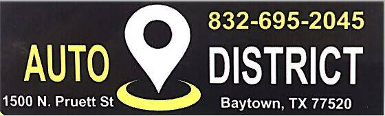 2011 Chevrolet Cruze for sale at Auto District in Baytown TX