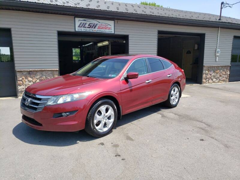 2010 Honda Accord Crosstour for sale at Ulsh Auto Sales Inc. in Summit Station PA