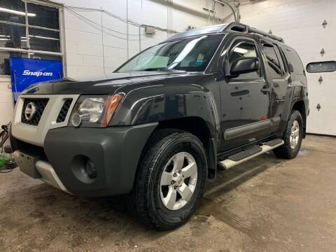 2012 Nissan Xterra for sale at Auto Warehouse in Poughkeepsie NY