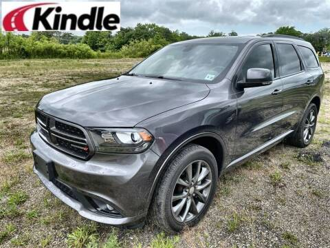 2018 Dodge Durango for sale at Kindle Auto Plaza in Middle Township NJ