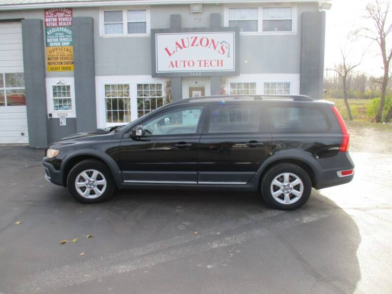 2008 Volvo XC70 for sale at LAUZON'S AUTO TECH TOWING in Malone NY