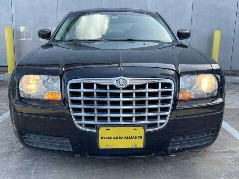 2009 Chrysler 300 for sale at Delta Auto Alliance in Houston TX