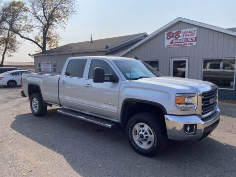 2018 GMC Sierra 2500HD for sale at B & B Auto Sales in Brookings SD