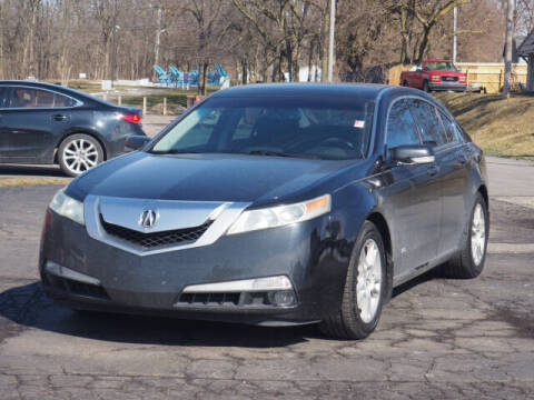 2009 Acura TL for sale at Tom Roush Budget Westfield in Westfield IN