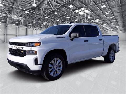 2020 Chevrolet Silverado 1500 for sale at Camelback Volkswagen Subaru in Phoenix AZ