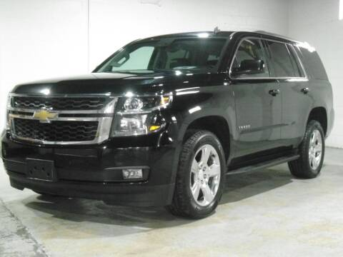 2015 Chevrolet Tahoe for sale at Ohio Motor Cars in Parma OH